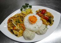 Restaurant Lumbini - Gerichte